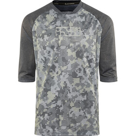 IXS Vibe 8.1 Jersey Heren, olive-camo